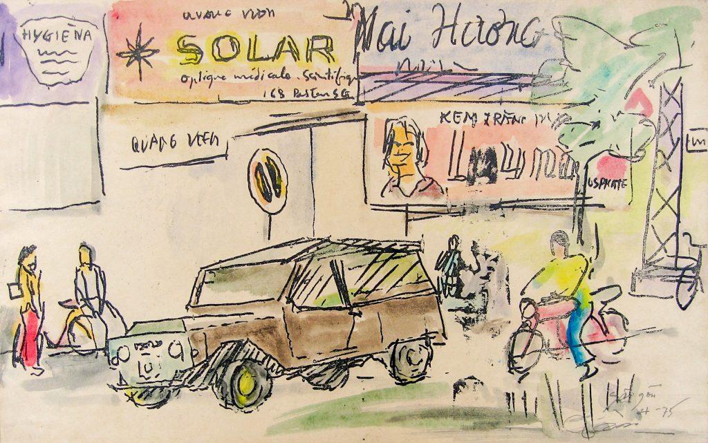 Liberated Saigon