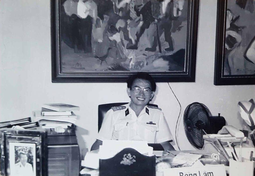Bằng Lâm Vietnam Military History Museum