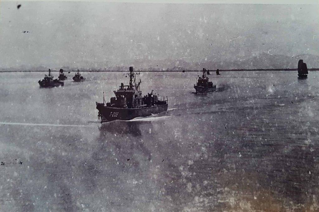Bằng Lâm Gulf of Tonkin