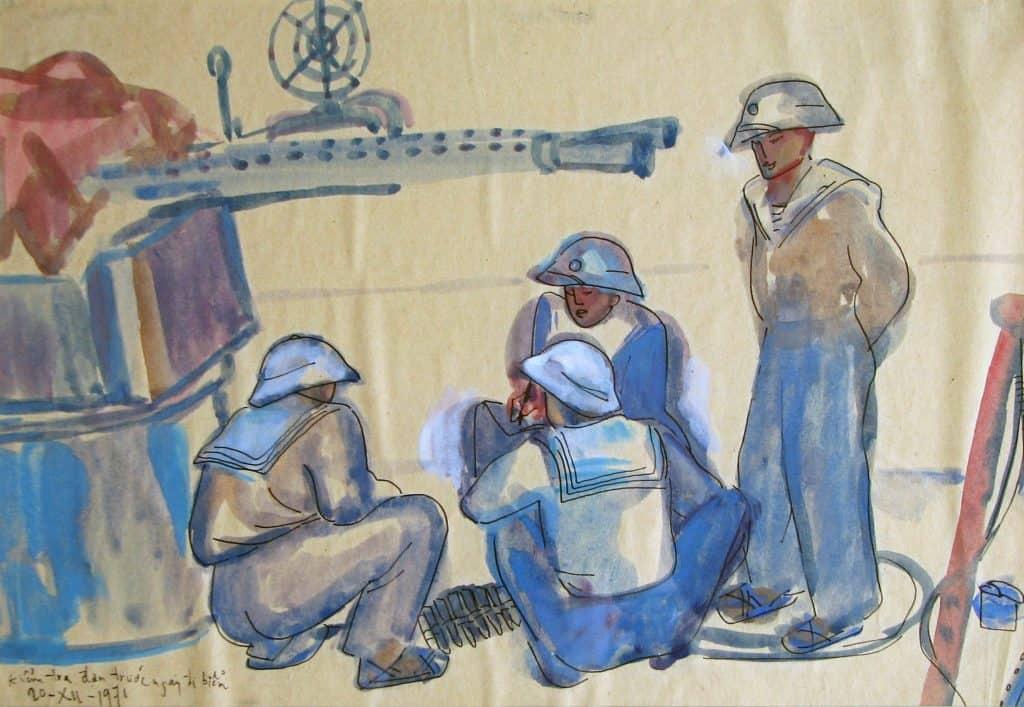 Vietnam People's Navy